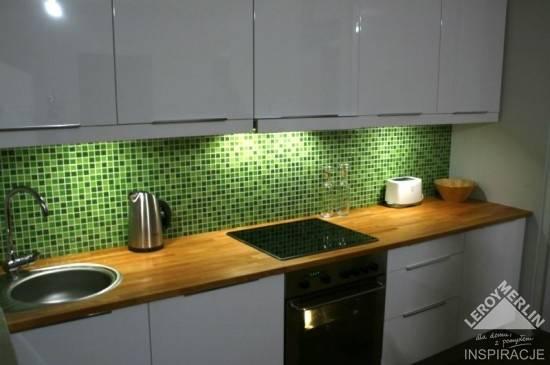 Kuchnia I łazienka W Mieszkaniu Projektowanie Wnętrz